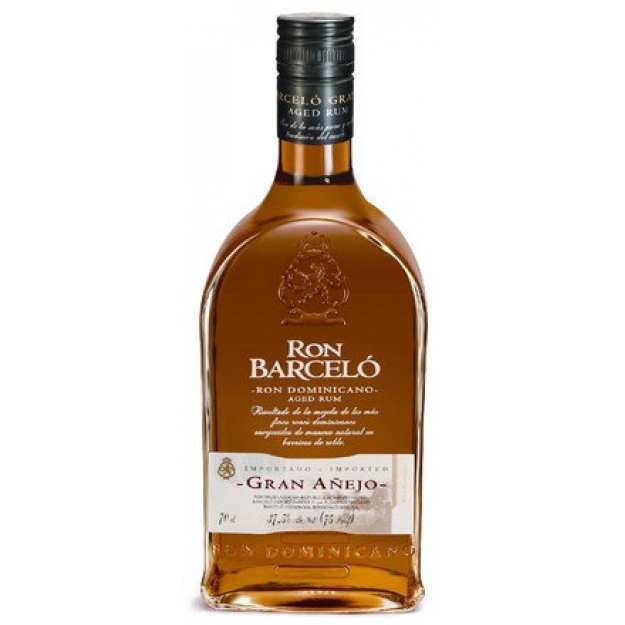 Rum Ron Barcelo Grand Aneyo 5y 0,7l 37,5% PO
