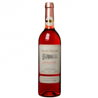 Bordeaux A.O.C. Grand Theatre Rosé, 0,75 l